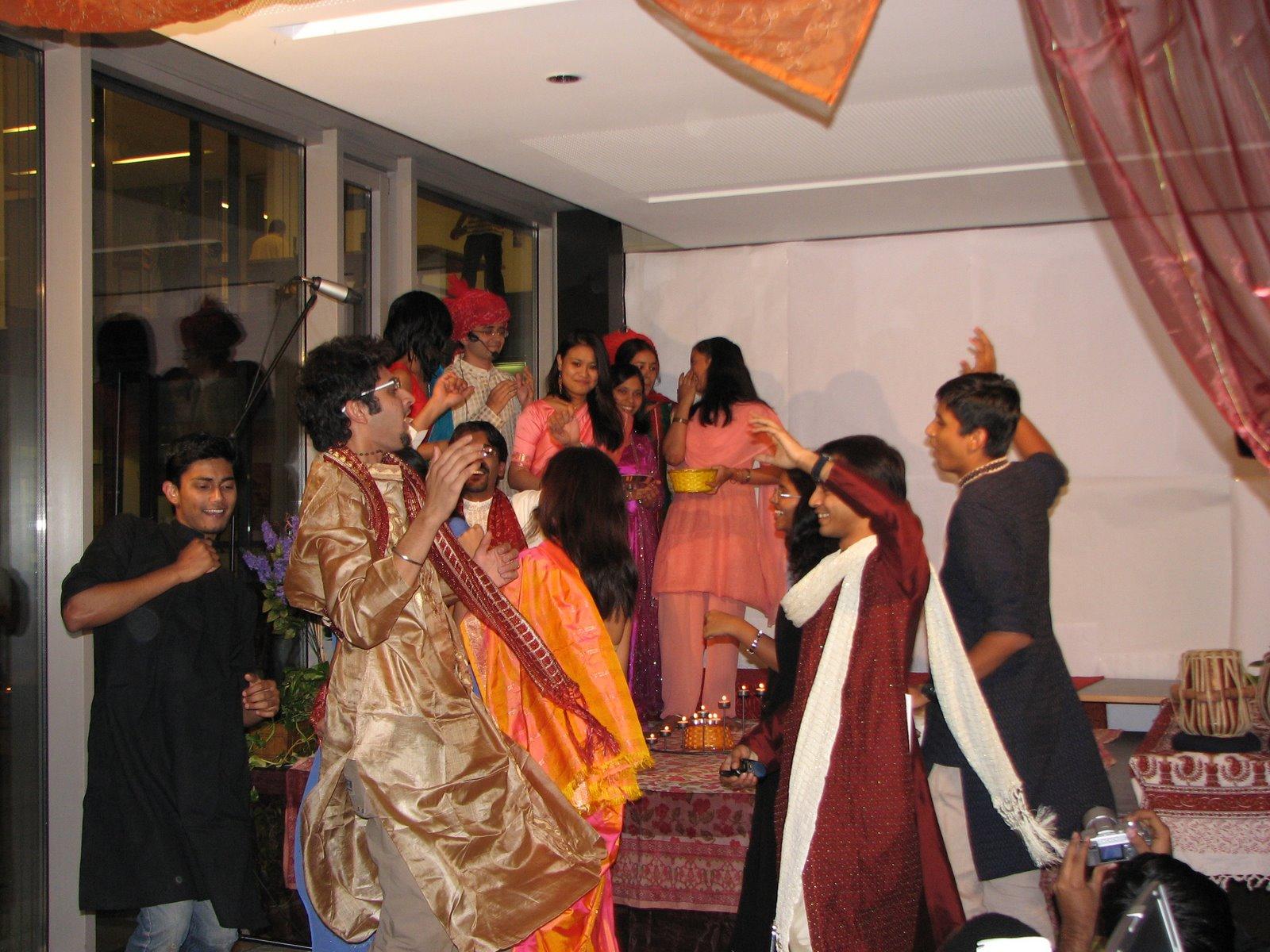 Baraat Dance